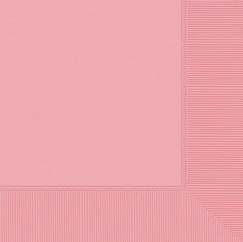 B/Napkin 20CT 2PLY-New Pink