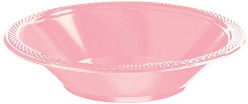 Plas Bowl 355ml 20CT-New Pink