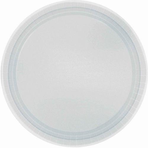 Ppr Plates 9in/23cm Rnd 20CT-S