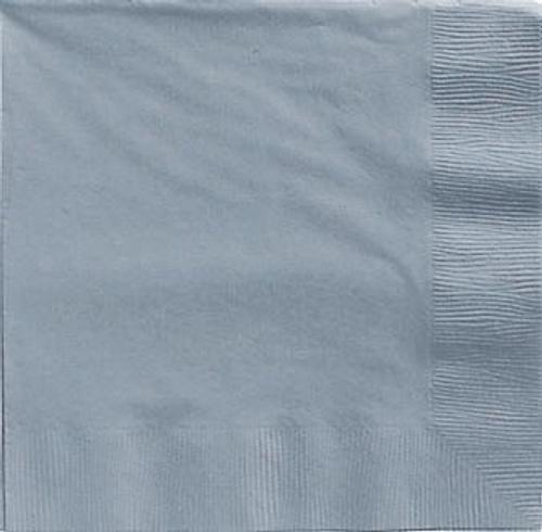 B/Napkin 20CT 2PLY-Silver