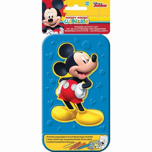Sticker Activity Kit Mickey