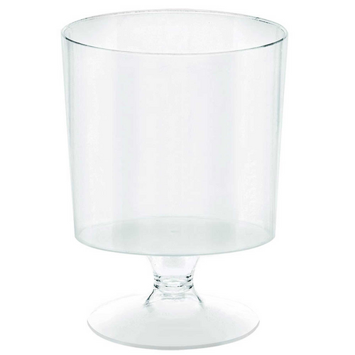 Mini Cater Pedestal Cups Clr P