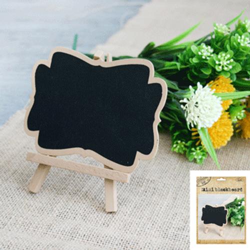 *Kraft Mini Blackboard