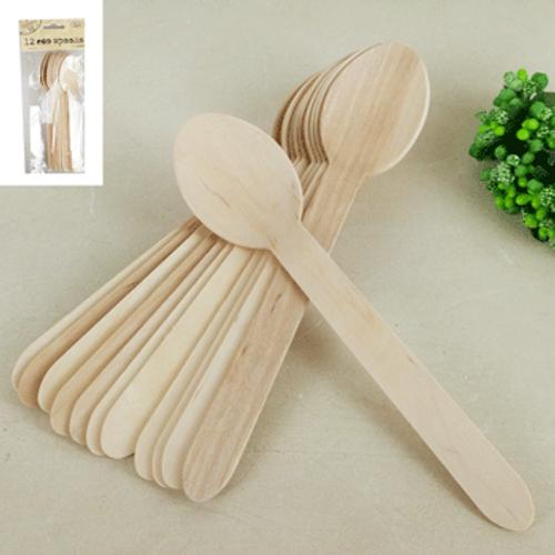 *12pk Eco Spoons