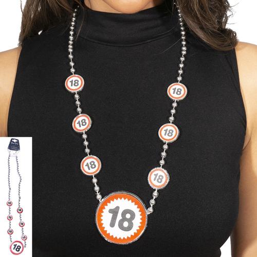 *18th Birthday Necklace