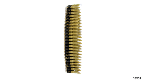 Bullet Army Cartridge Belt