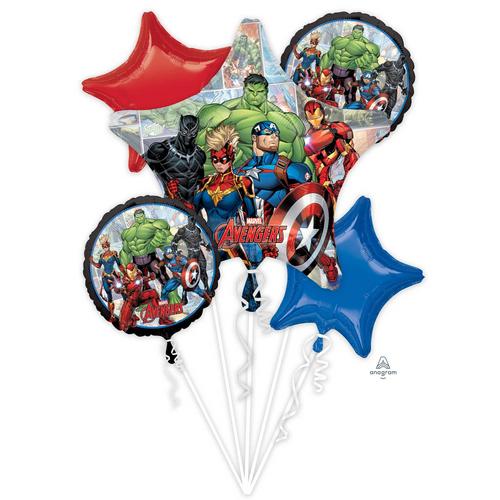Marvel Powers Unite Bouquet P7