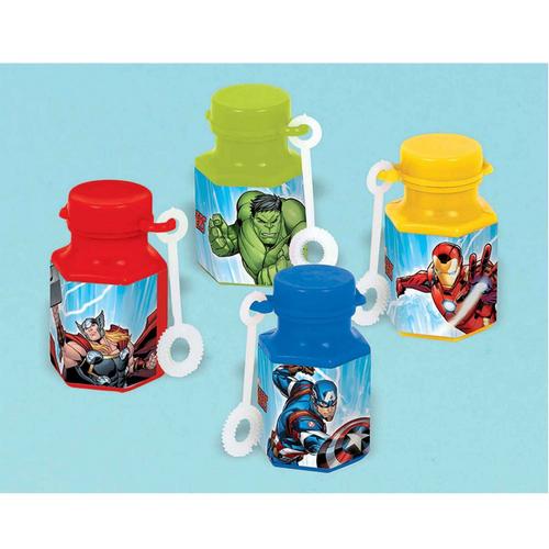 Avengers Epic Mini Bubbles Fav