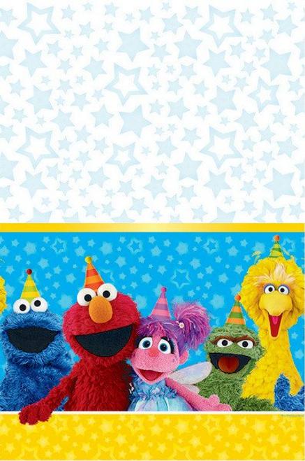 Sesame Street TCover Plas