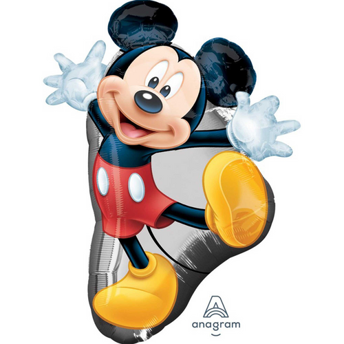SS XL Mickey Full Body P38