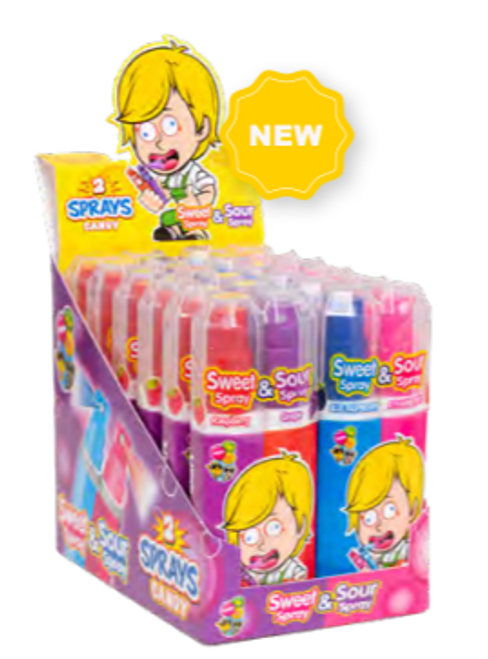 FunFrenzy 2Spray Candy