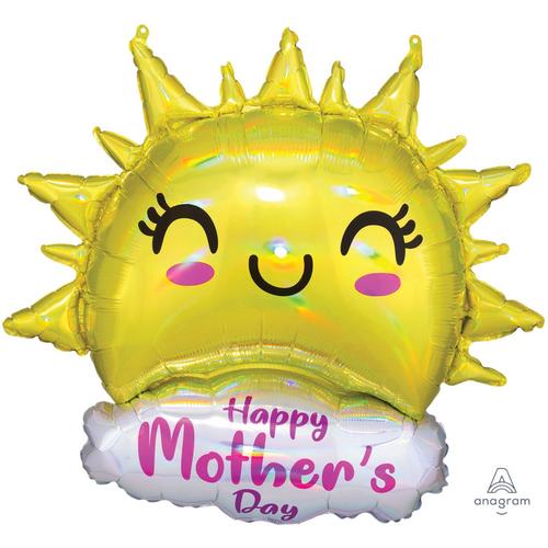 SS Holo HMD Irid Happy Sun P40