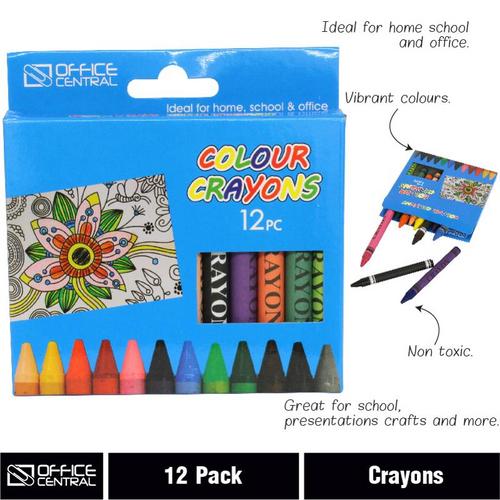 Crayons 12pk
