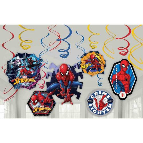 Spider-Man WW Swirl VP