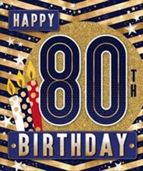 CARD NQSQUARE BD AGE 80 G