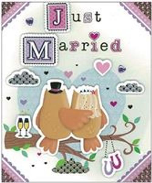 CARD NQSQUARE WEDDING GEN
