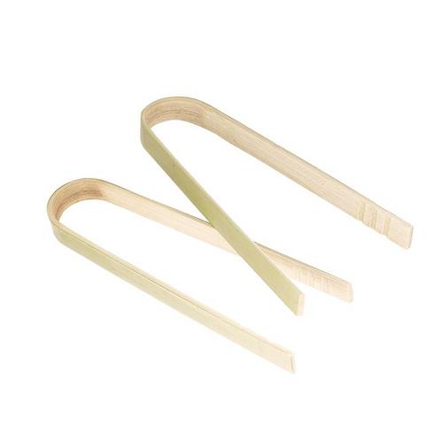 Bamboo Tongs 10cm