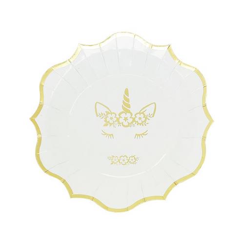 Unicorn plate-foil