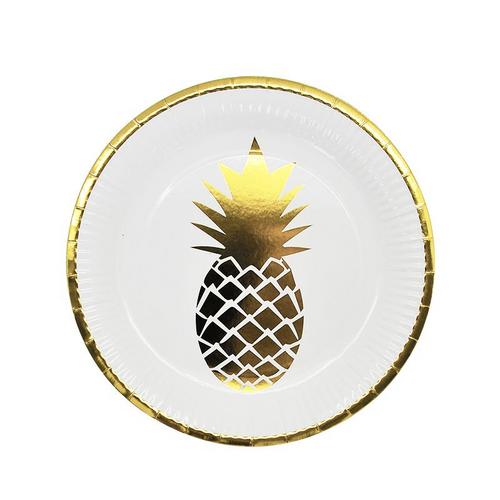 Pineapple Plates *