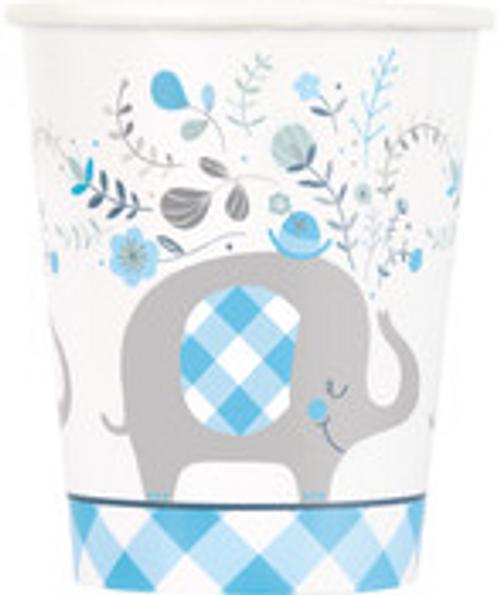 BLUE ELEPHANT 8 x 9oz CUPS