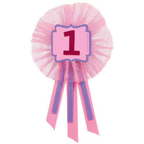 1st Bay Girl Award Ribbon