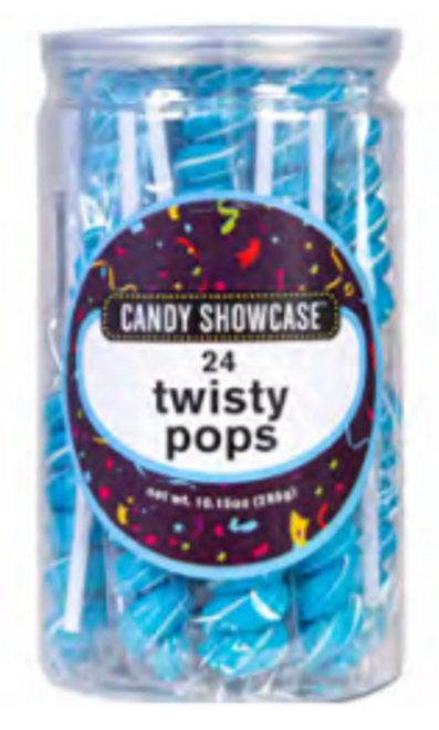C/Show TwistPop Blue 288g