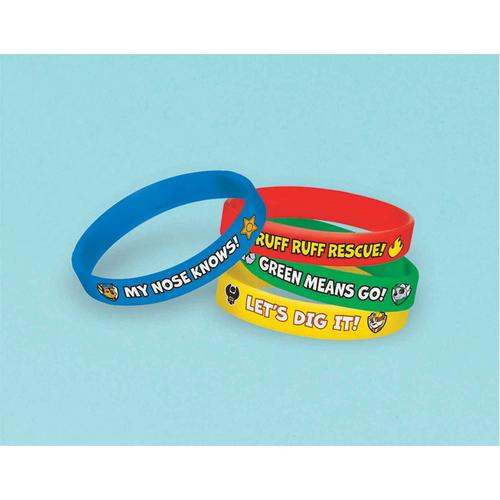 Paw Patrol Rubber Bracelet Fav