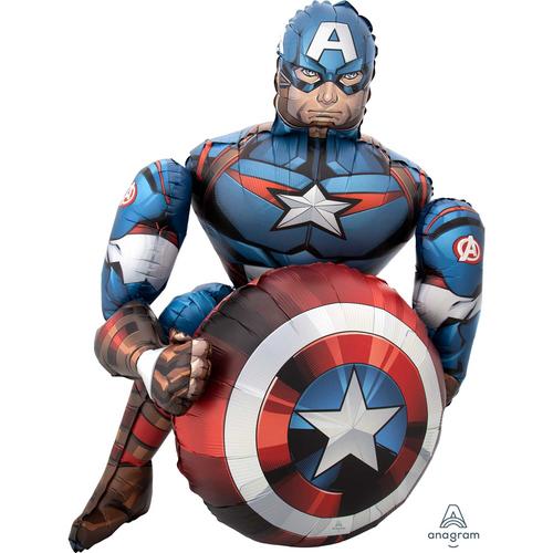 AirWalkers Avengers Captain Am