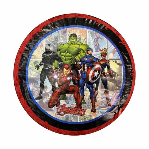 Marvel Avengers PU Exp P-S Dru