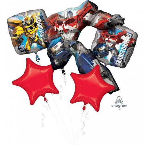 Transformers Animated Bouquet