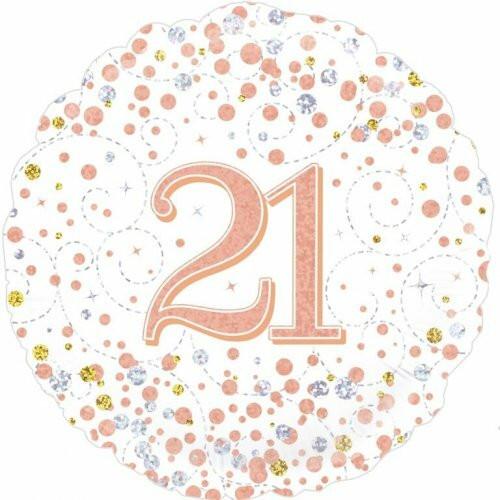 Sparkling Fizz Rose Gold 21