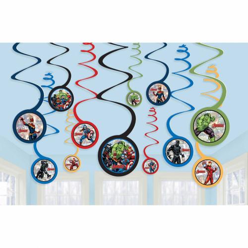 Marvel Powers Unite Spiral Dec