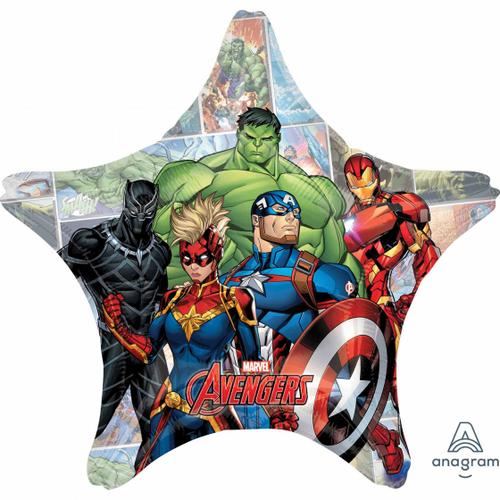71cm JMB HX Avengers Powers Unite P38