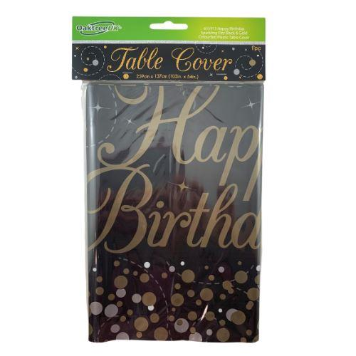 SPARKFIZZ BLACK & GOLD TCOVER HBDAY P1