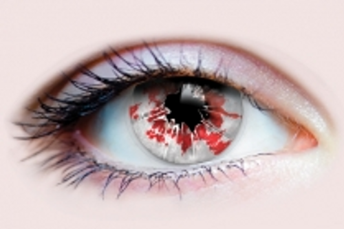 Shatter Contact Lens