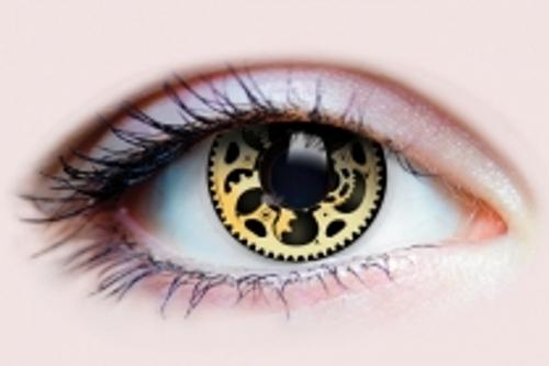Steampunk Contact Lens