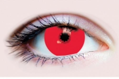 Red - Mini Scleral 15.2 mm