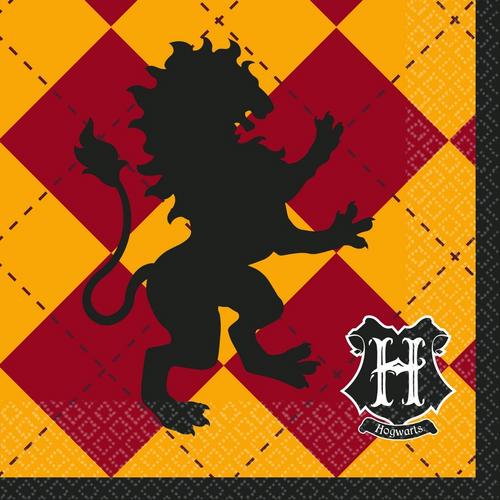Harry Potter B/Napkin