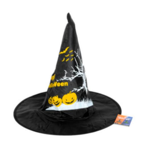 Glow in the Dark Witch Hat tree