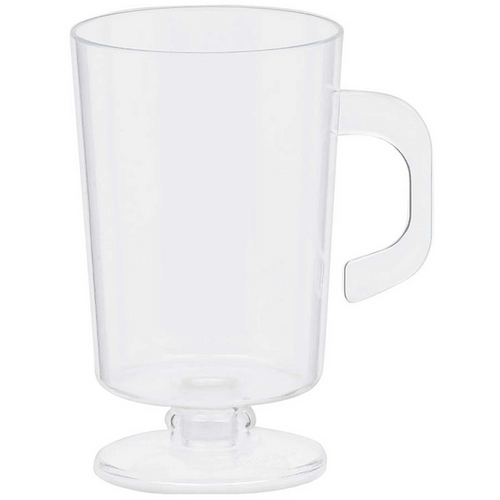 Mini Cater Coffee Cups Clr Plas 2.2oz/ 64ml