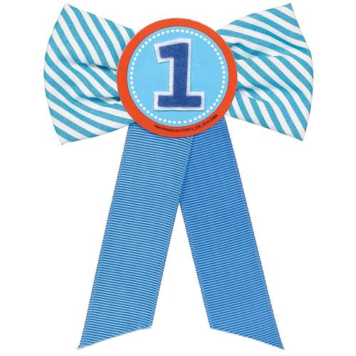 1st Bday Boy Award Ribbon