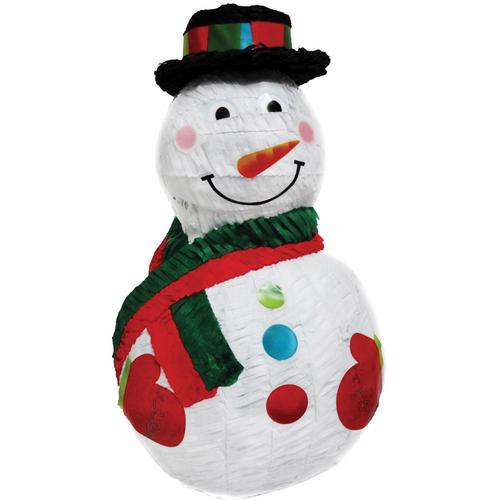 Snowman 3D Shp Pinata
