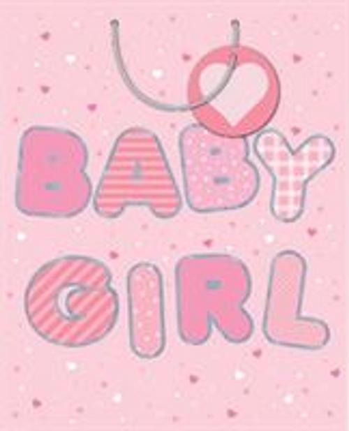 BAG MED BABY GIRL