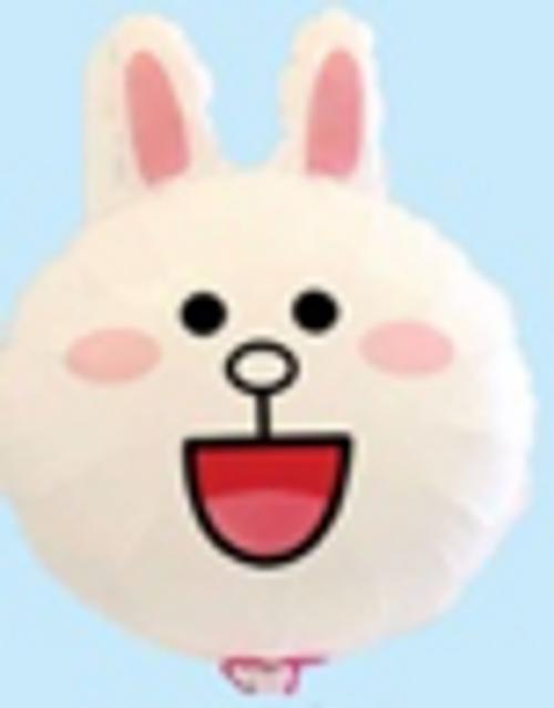 "18"" Happy Rabbit (LKBF-048)"