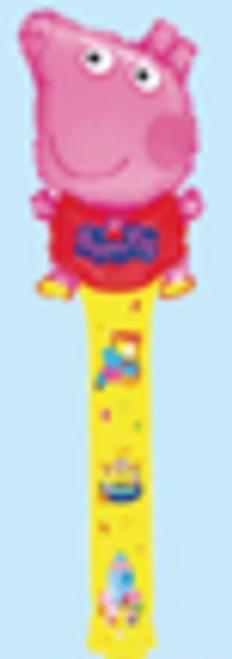 Peppa Pig with Yellow Handle (LKBCFB-002)