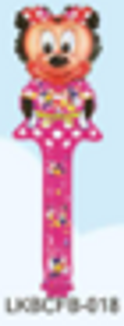 Minnie Mouse with Pink Handle (LKBCFB-018)