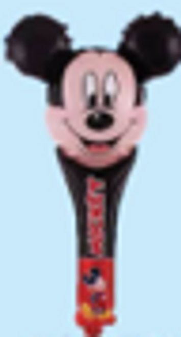 Mickey Mouse with Red & Black Handle (LKBCFB-028)