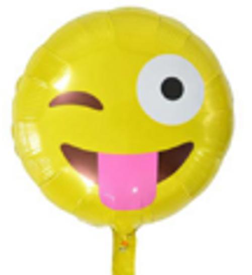 """18"""" Emoji - Naughty (C214)"""