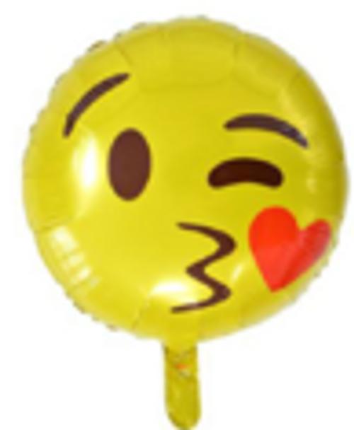 """18"""" Emoji - Kiss (C211)"""