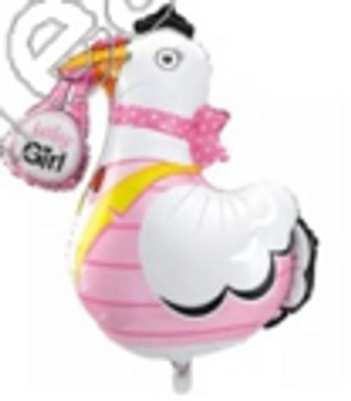 78 x 90cm Crane-Baby Girl (CY-C118)